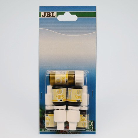 recharge jbl test sio2 silicates