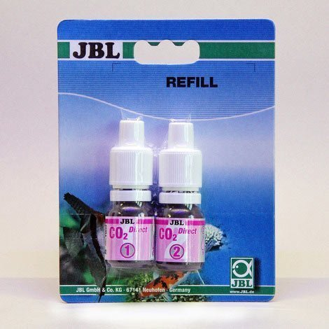 recharge test jbl test CO2