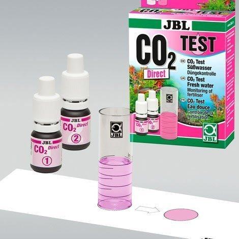 test en goutte dioxyde de carbone JBL CO2 direct