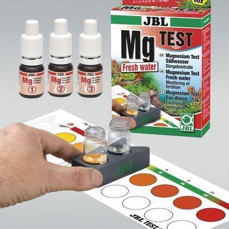 eau douce test en gouttes jbl magnésium mg