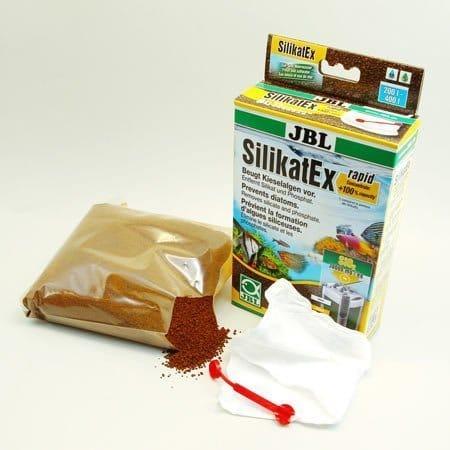Jbl silkatEx rapid anti silicate media filtrant aquarium