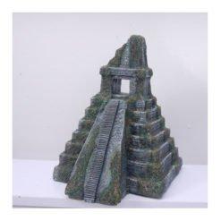 décoration aquarium pyramide inca