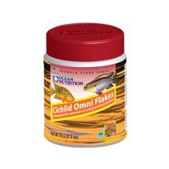 Ocean Nutrition Cichlid Omni Flakes 34gr
