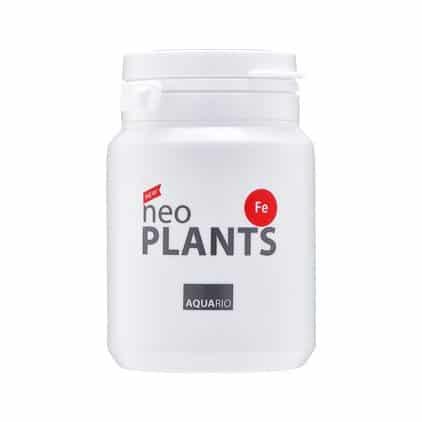 engrais solide Aquario Neo Plant Fe : fer