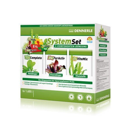 Dennerle SystemSet 50ml Perfect Plant