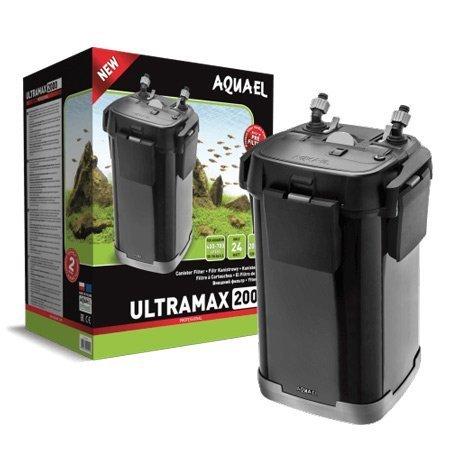filtre externe aquael ultramax 2000 pour aquarium