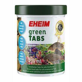 eheim green tabs 275ml nourriture pastilles poissons cichlidés herbivores