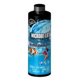 microbe-lift phos-out 4 élimine les phosphates de l'aquarium