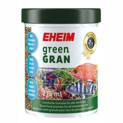 eheim green gran 275ml nourriture cichlidés herbivores