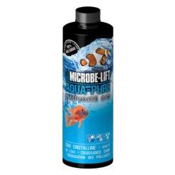 microbe-lift aqua-pure clarificateur d'eau pour aquarium