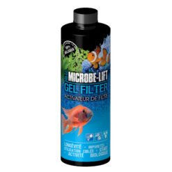 microbe-lift gel filter bactéries pour filtre aquarium