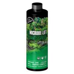 microbe-lift plants green engrais complet pour plantes aquarium