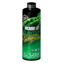 microbe-lift plants k engrais liquide potassium pour plante aquarium