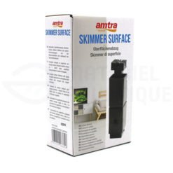 amtra skimmer surface 200l/h aspirateur surface aquarium