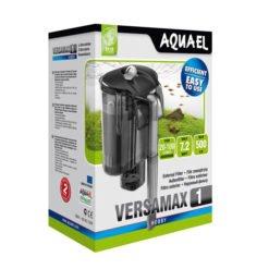 filtre cascade Aquael versamax 1 pour aquarium