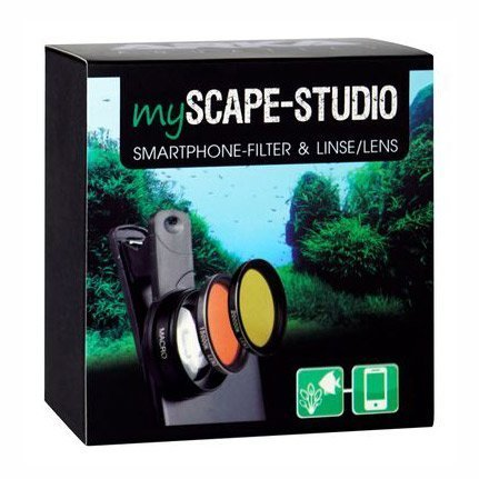 microbe-lift myscape sudio pour smartphone photo aquarium