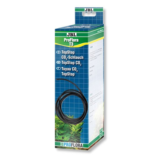 JBL Proflora T3 Clear Black tuyau co2 4/6mm pour aquarium