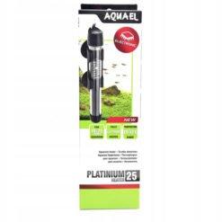 aquael platinium heater 25w chauffage aquarium