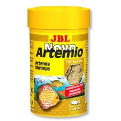 jbl novoartemio 100ml artémias pour poissons tropicaux