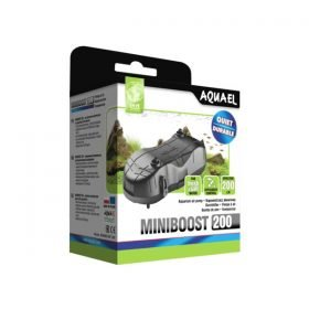 Aquael Miniboost 200 pompe a air aquarium