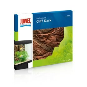 juwel cliff dark fond 3D aquarium