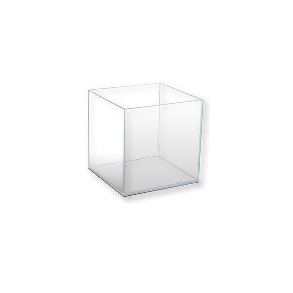 Amtra nanoscaping aquarium ultraclear optiwhite cube