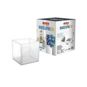 Amtra nanoscaping 30 aquarium ultraclear optiwhite cube