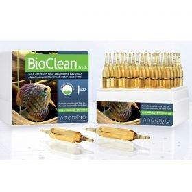 prodibio bioclean fresh 30 ampoules bactéries aquarium