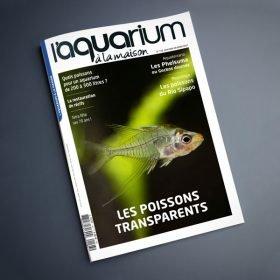 Magazine aquarium a la maison janvier fevrier 2021