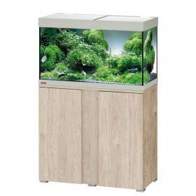 eheim vivaline 126 litres meuble pin