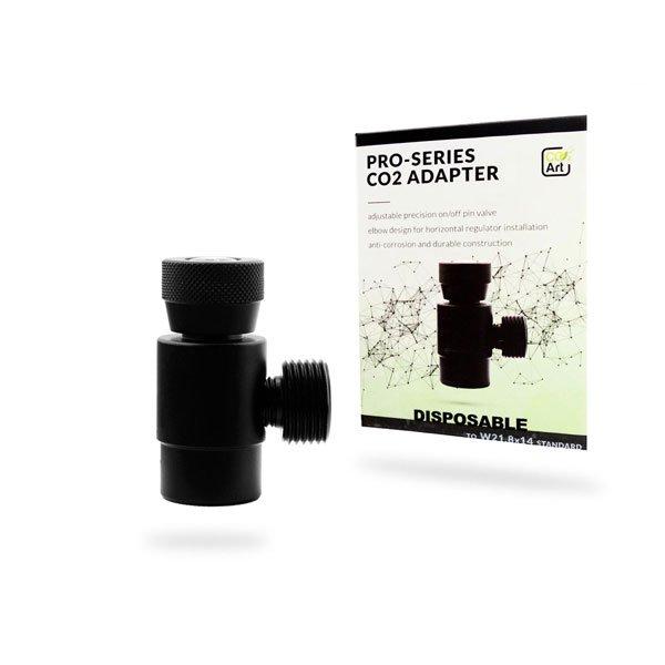 Adaptateur CO2Art Pro pour bouteille jetable