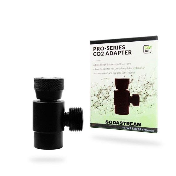 Adaptateur CO2Art Pro pour SodaStream
