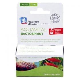 Aquarium Munster Aquavital Bactosprint 10ml