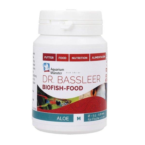 Dr. Bassleer Biofish Food Aloe M 60gr