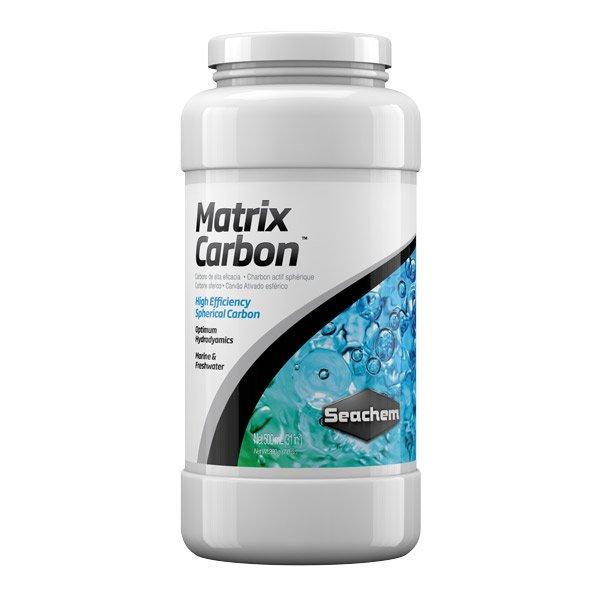 seachem matrix carbon 500ml
