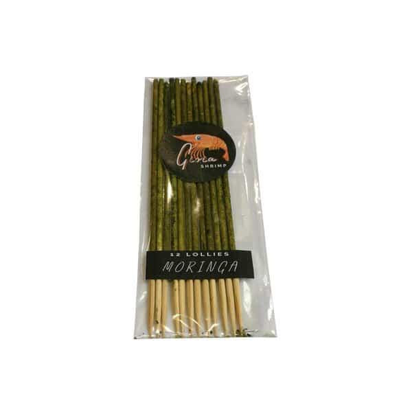 Gioia Shrimp - Lot de 12 lollies Moringa