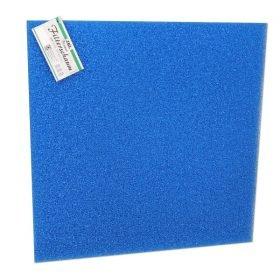 JBL-Mousse-filtrante-bleu-à-maille-large-50x50x5cm