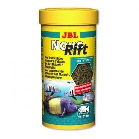 JBL NovoRift 250ml : nourriture pour Cichlidés brouteurs d'algues