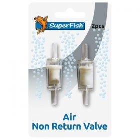 SuperFish Vanne anti-retour pour pompe à air et CO2