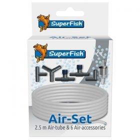Superfish Kit accessoires et tuyau pour pompe à air