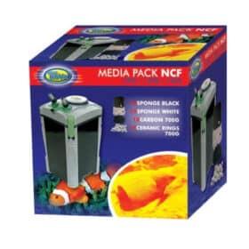 Aqua Nova Media Pack pour filtre NCF 1000 / 1200 / 1500