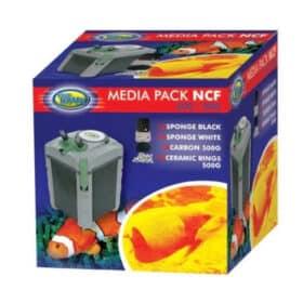 Aqua Nova Media Pack pour filtre NCF 600 / 800