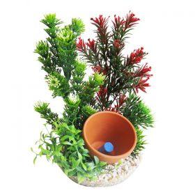 Sydeco Terracotta pot - Diffuseur à air - 20cm